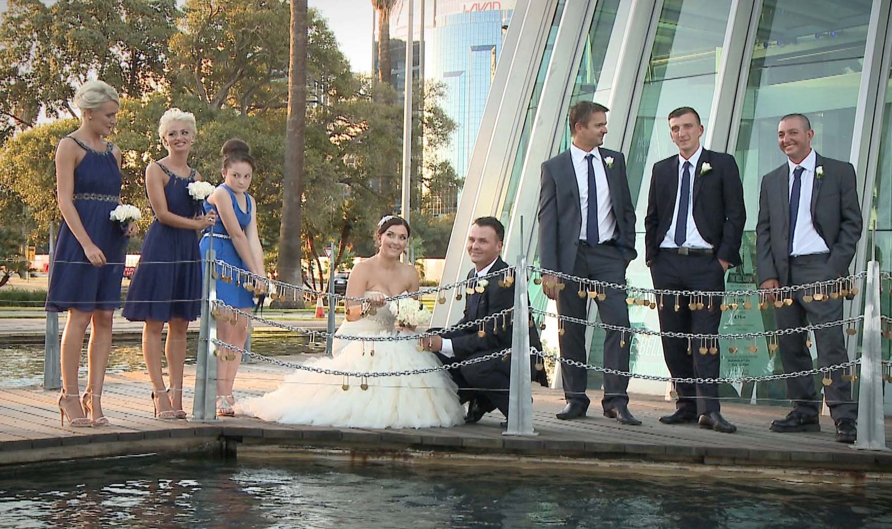 Wedding Video Production Perth WA