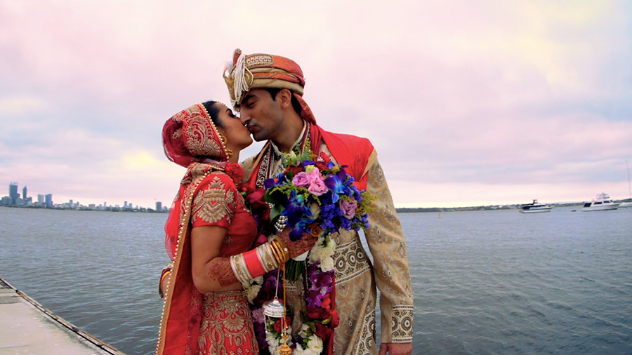 Epic 4-Day Indian Wedding